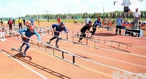 Лестница-штурмовка спортивная с титановым крюком для пожарной-прикладного спорта