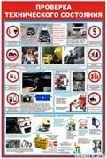 """Стенд 1201 """"Проверка технического состояния автомобиля"""""""