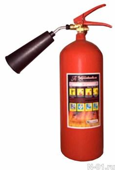Огнетушитель углекислотный ОУ-3 (ВСЕ)
