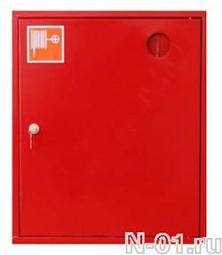 Шкаф для пожарного крана металлический 310 НЗБ/НЗК - фото 4260