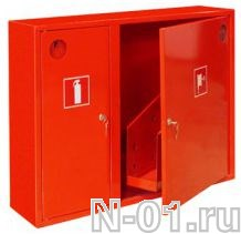 Шкаф для пожарного крана металлический 315 НЗБ/НЗК - фото 4262