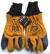 Перчатки пожарные трехслойные SHELBY FDP (США). Сертификат NFPA. Размер 12 (XXL).
