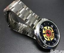 Часы наручные с пожарной символикой