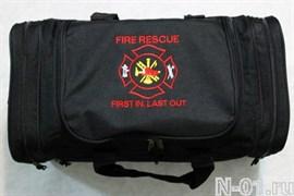 Сумка пожарного (размер 430*260*230мм)