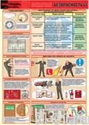 """Комплект плакатов """"Пожарная безопасность"""""""