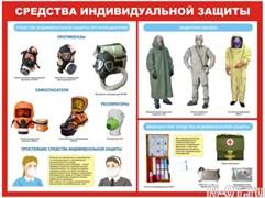 """Стенд 0217 """"Средства индивидуальной защиты"""""""