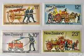 Комплект пожарных марок (Новая Зеландия)